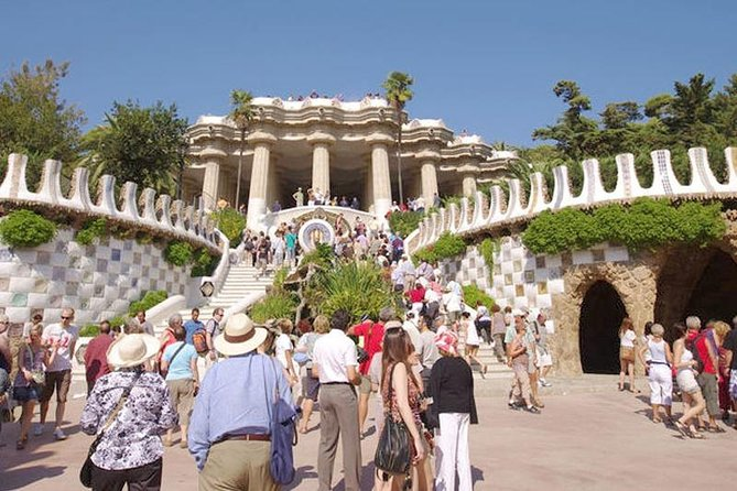 Barcelona: Sacred Family and Park Güell