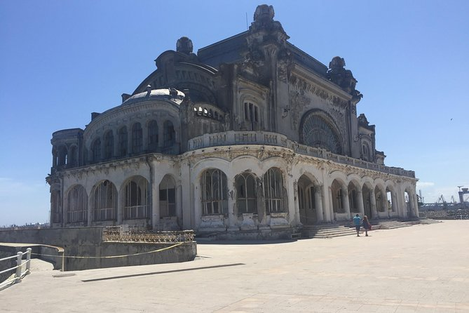 Private Day Trip to Historical Constanta and Chill on Mamaia Beach Resort