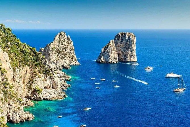 Discover Sorrento Coast and Capri from Amalfi