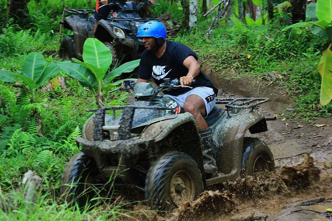 Bali Quad Bike + Ubud Tour