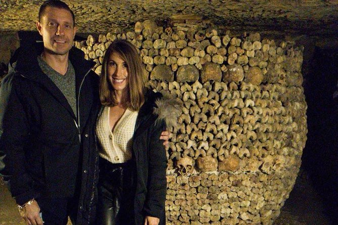 Paris Catacombs Premium : Guided Tour with Skip-the-Line Access (Small Group)