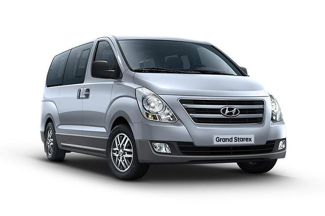 Arrival Private Transfer from Bogota Airport BOG to Bogota City by Minivan