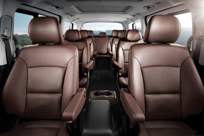 Business Minivan Hyundai Grand Starex Interior