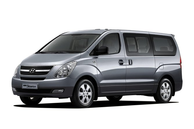 Departure Private Transfer Cartagena City to Cartagena Airport CTG by Minivan