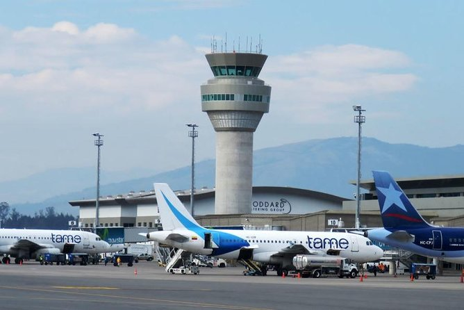 Transfer Express - Quito Airport - Hotel