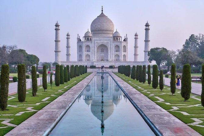 Agra Private Day Tour And Same Day By Car photo 1