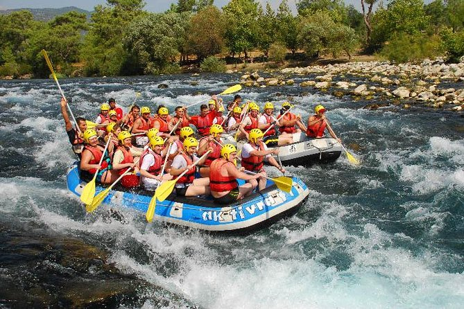 ATV Safari or JEEP Safari and Rafting at Koprulu Canyon from Antalya regions photo 6