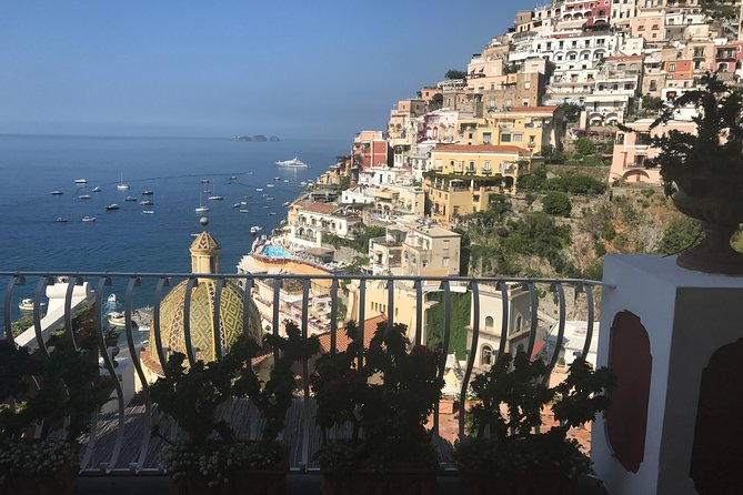 From Rome: Privateand luxury transfer to any village on the Amalfi coast