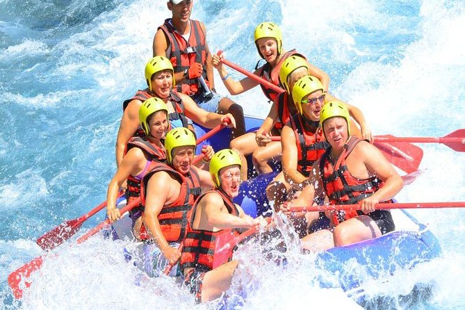 ATV Safari or JEEP Safari and Rafting at Koprulu Canyon from Antalya regions photo 10