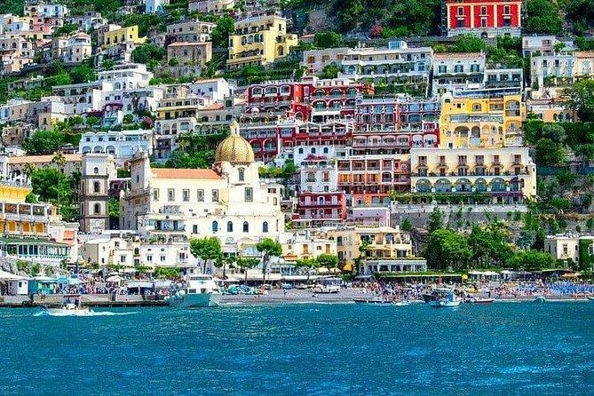 Positano & Amalfi Boat Tour