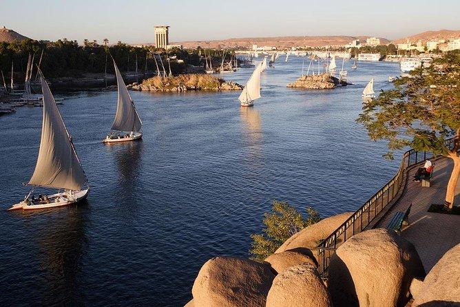 Aswan Private Felucca Boat Trip