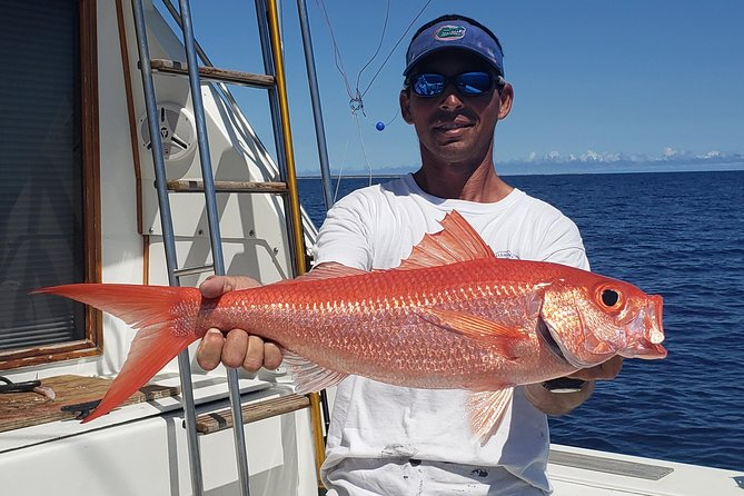 Fishing Charter 10 Hours
