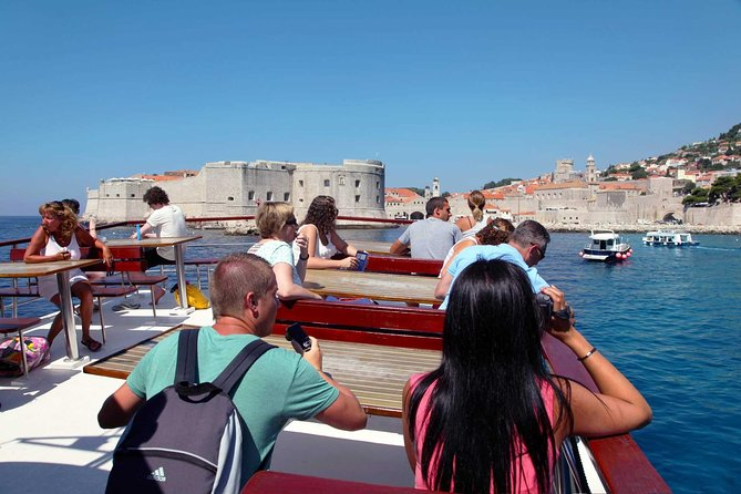 Day Cruise in the Elafiti Islands from Dubrovnik