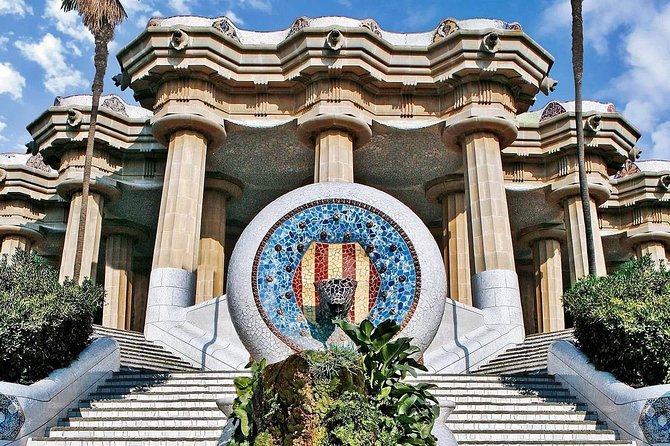 Park Güell Private Tour with Hotel Pickup
