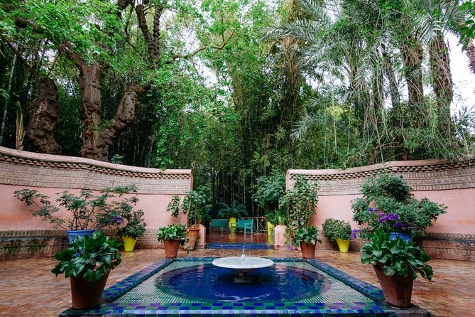 Majorelle Garden, Menara and Anima gardens Private Tour photo 2