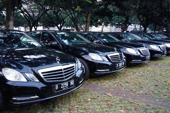 Private Airport Transfer Jakarta VIP Class