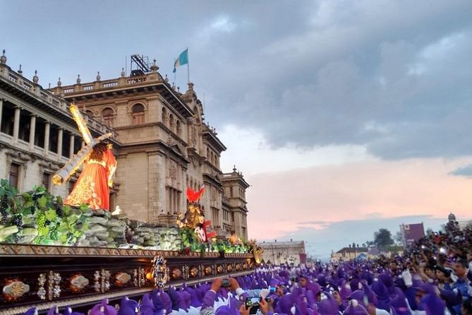 Holy week Day tour in Guatemala City