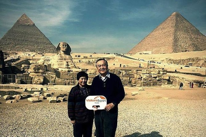 Day Tour at the Pyramids & Old Cairo Sites