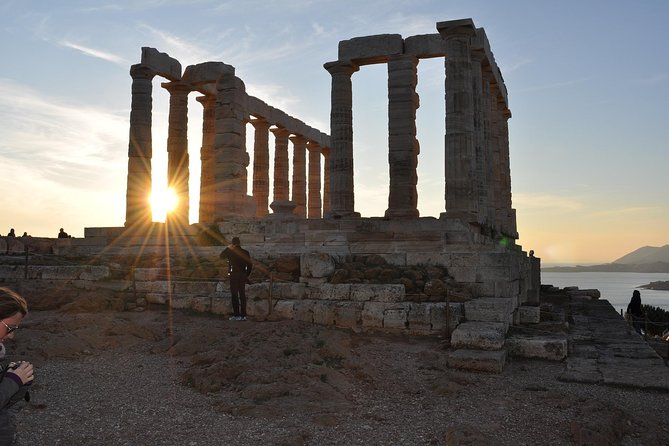 Cape Sounio and Poseidon's Temple Workout Tour photo 6