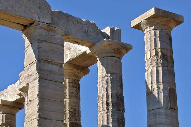 Sounio and Poseidon's Temple Gentle Fitness Tour photo 4