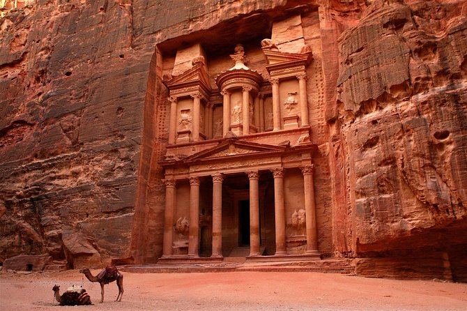 Amman to Petra Day tour