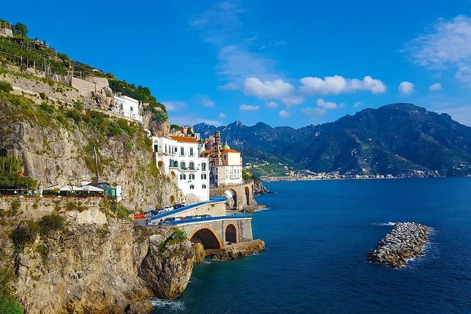 Full Day Trip & Wine Tasting on the Amalfi Coast with Breathtaking Landscapes