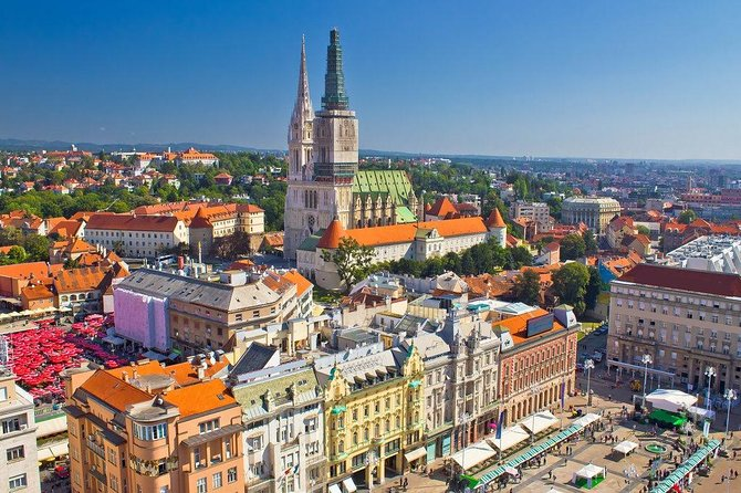 Ultra - Zagreb Private Airport Transfer from City Centre to Zagreb Airport ZAG