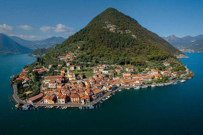 Discovering the isles of Lake Iseo