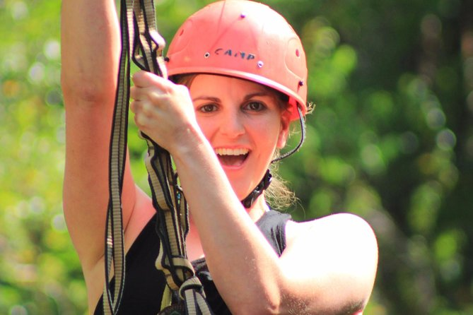 ATV tour, zip lines and cenote the best Eco Park Cancun adventure photo 2