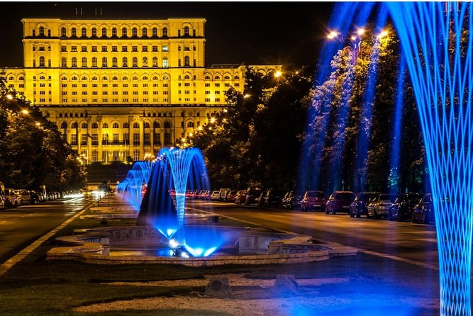 Bucharest panoramic tour (by car) and walking tour, Private photo 1
