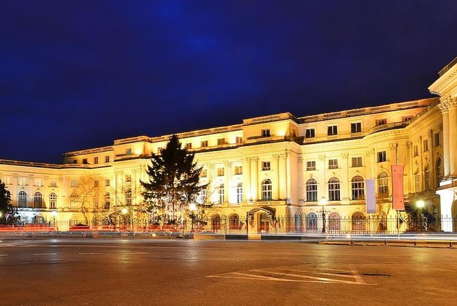 Bucharest panoramic tour (by car) and walking tour, Private photo 16