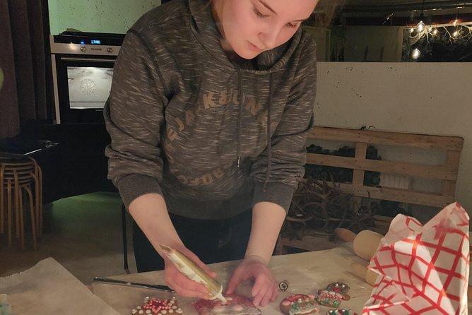 Gingerbread Decoration Workshop