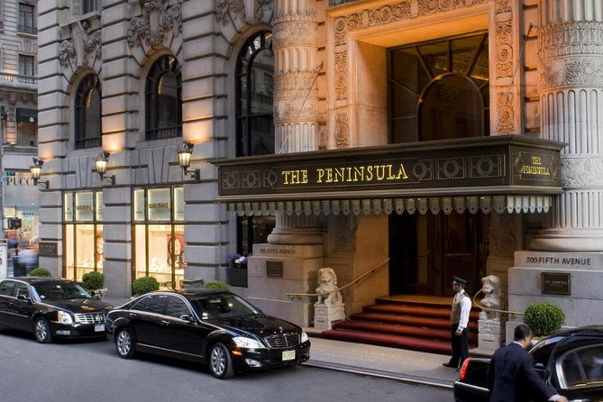 Theatre Luxury Car Service from Hotel to Broadway Theatre round trip service