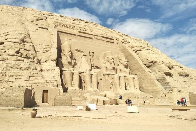 Aswan and Abu Simbel 2 days one night private tour from Luxor
