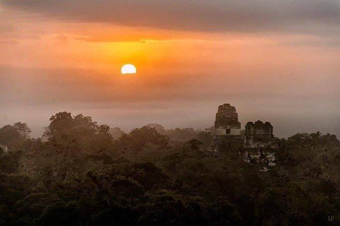 Tikal National Park Sunset Tour