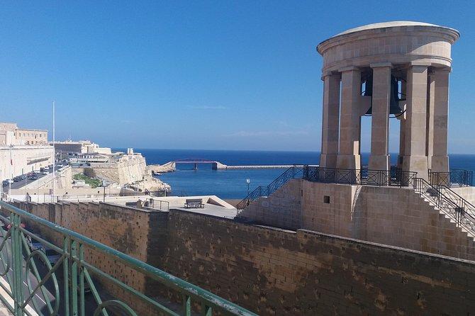 Valletta City of Gentlemen guided walking tour