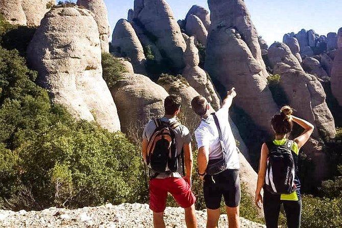 Montserrat Hiking and Monastery Visit