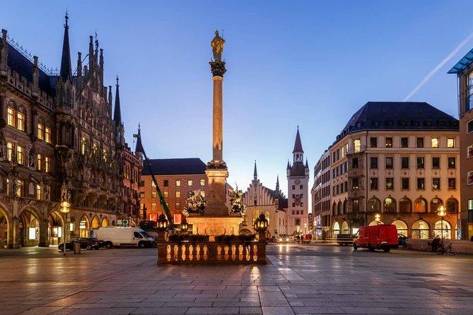Munich Ghost Tour: Haunted City Center Exploration Game