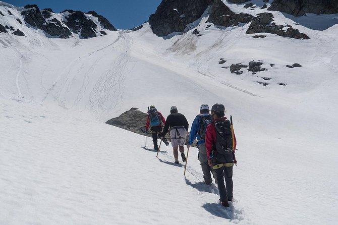 Whistler Glacier Ascent Hike