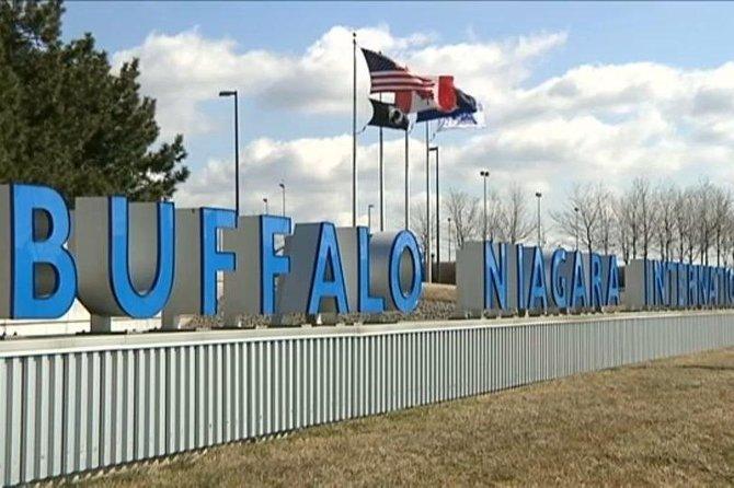 Private Transfer from Buffalo Intl, Airport (BUF) to Niagara Falls Canada
