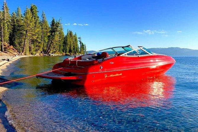 Lake Tahoe Boating & Camping Overnight Adventure!