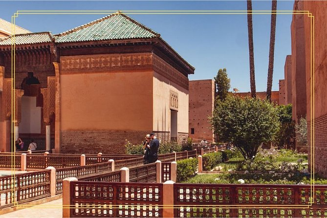 Walking tour inside the city of Marrakech photo 5