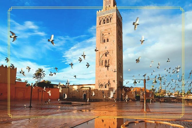 Walking tour inside the city of Marrakech photo 2