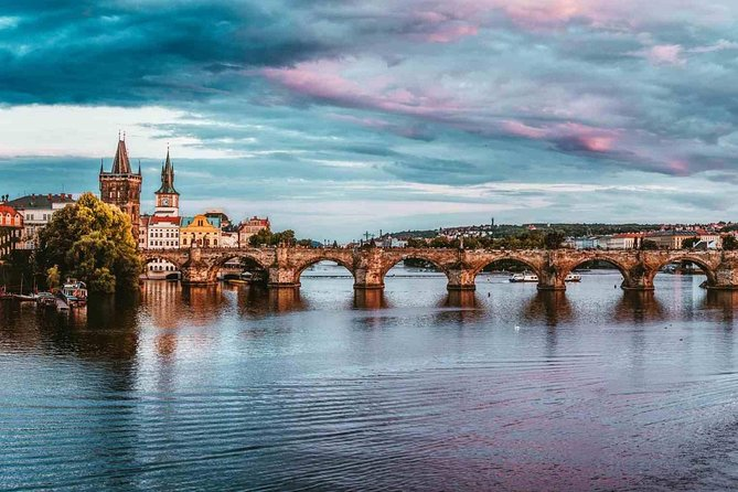 Ultra - Prague Private Airport Transfer from City Centre to Prague Airport PRG