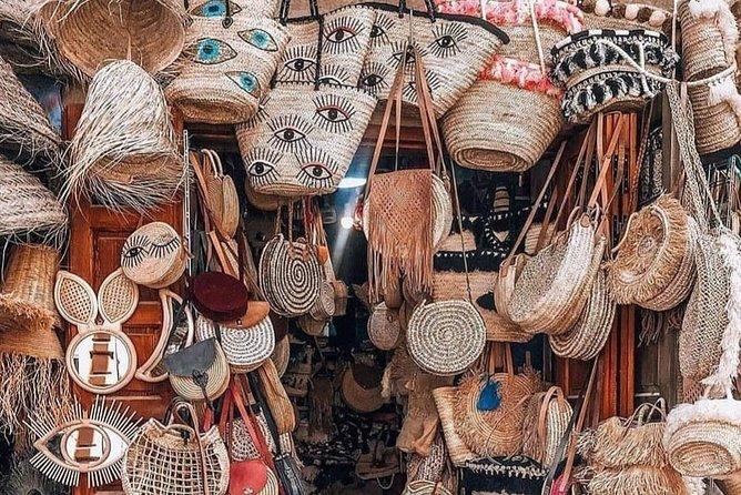 Marrakesh Private Shopping Tours & Adventure walking Souks