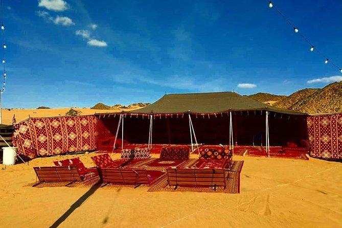 Dune Bashing Desert Safari Trip