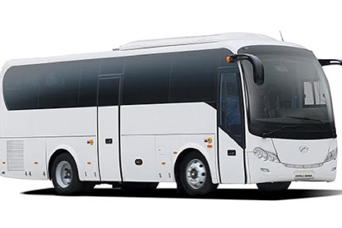 A'LA CARTE BUS (10-15pax) FULL DAY