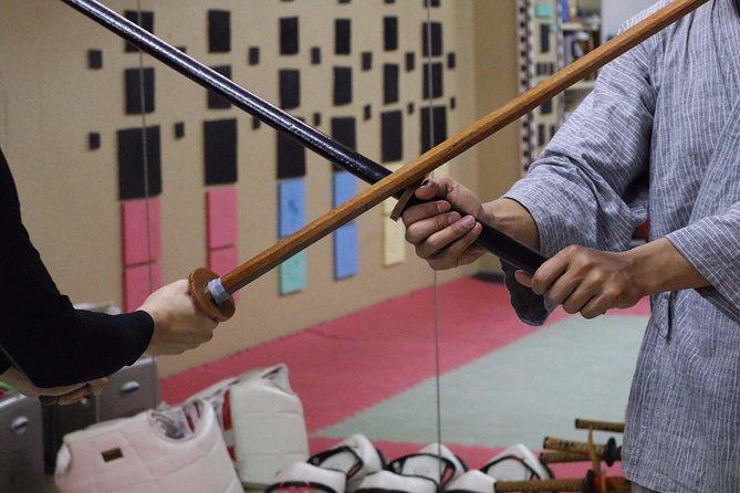 Samurai & Ninja experience! !