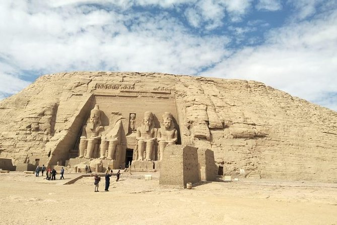Abu Simbel Temple guided private tour from Aswan
