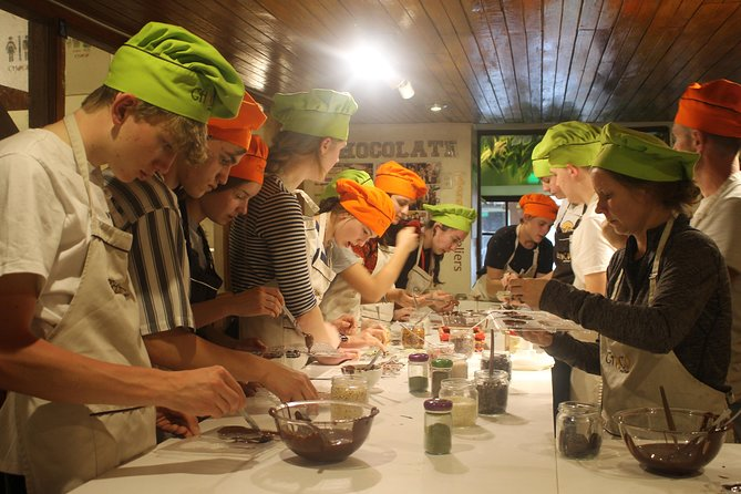 Bean-to-Bar Chokolade Workshop i ChocoMuseo Cusco
